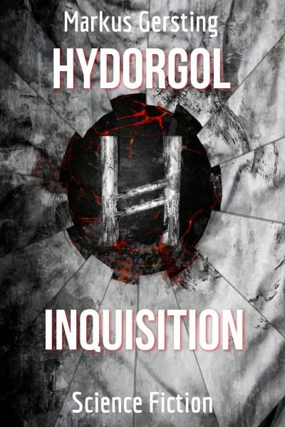 "Buchcover ""Hydorgol - Inquisition"""